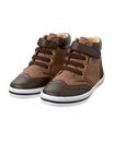 Herringbone Hightop Sneaker