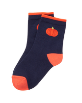 Pumpkin Sock