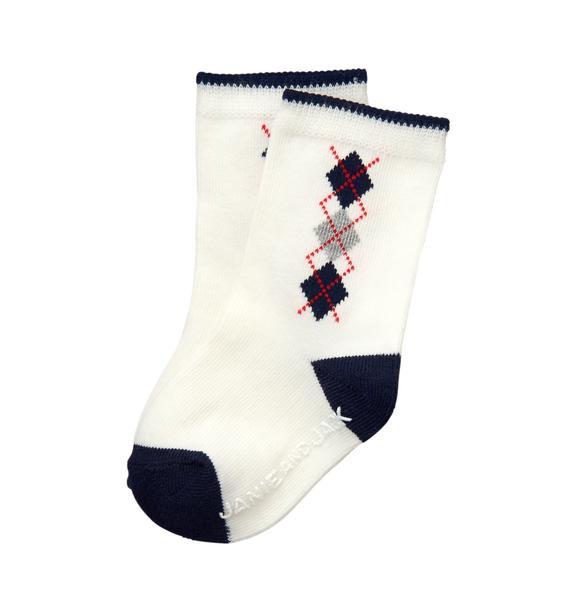 Argyle Sock