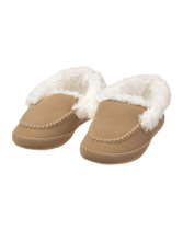 Faux Fur Lined Slipper