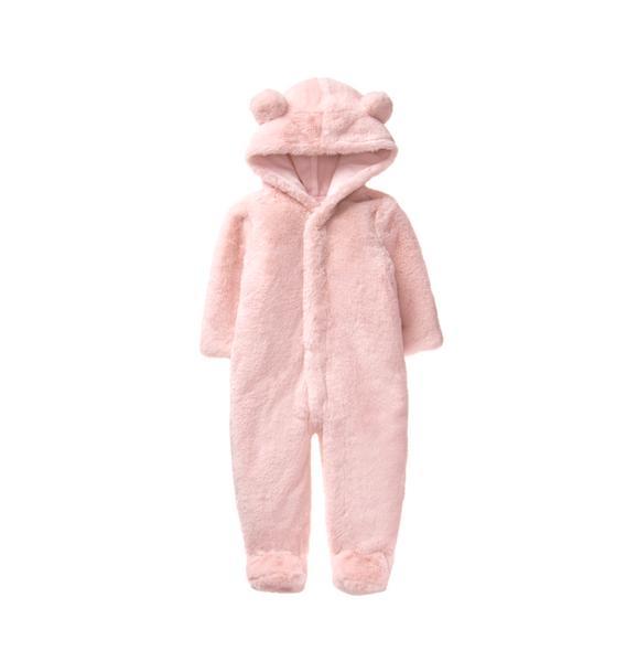 Hooded Bear 1-Piece