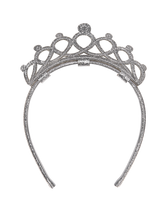 Metallic Tiara