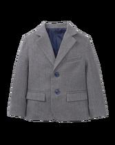 Herringbone Suit Blazer