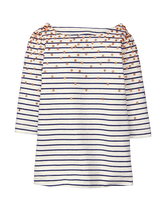 Striped Dot Tunic