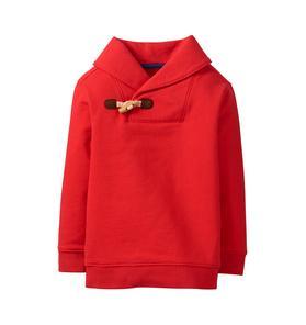 Shawl Collar Pullover