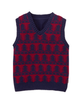 Tree Sweater Vest