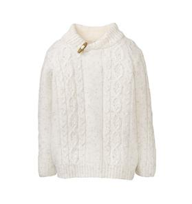 Sherpa Collar Sweater