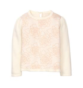 Shimmer Rose Sweater