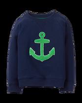 Anchor Pullover