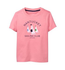 Sailboat Club Tee