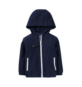 Hooded Canvas Jacket