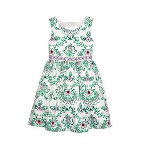 Garden Vine Dress