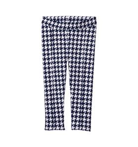 Houndstooth Ponte Pant