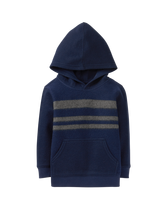 Hooded Fleece Pullover