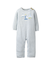 Sailboat Sweater 1-Piece