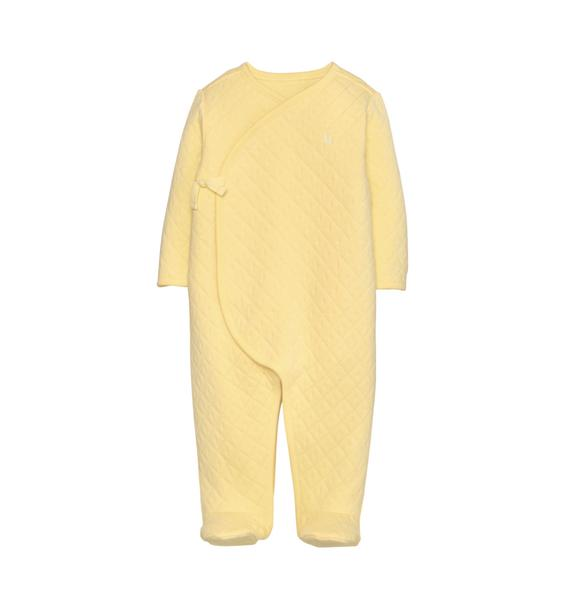 Quilted Footed 1-Piece