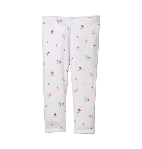 Floral Knit Pant