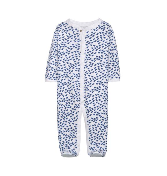 Elephant Footed 1-Piece