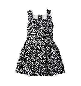 Giraffe Print Dress
