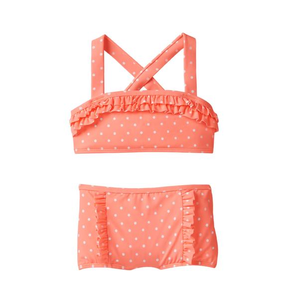 Dot 2-Piece Swimsuit