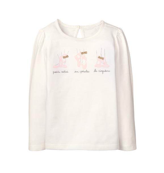 Ballet Shoes Tee