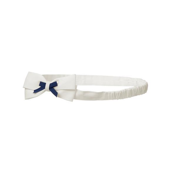Soft Double Bow Headband
