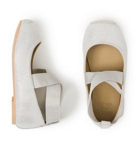 Shimmer Ballet Flat