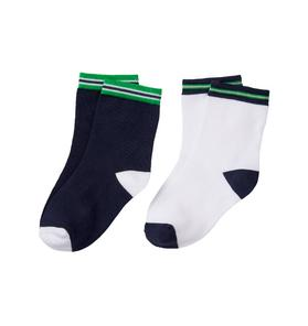Tipped Sock 2-Pack