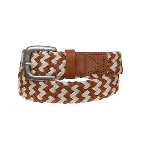 Leather Rope Belt