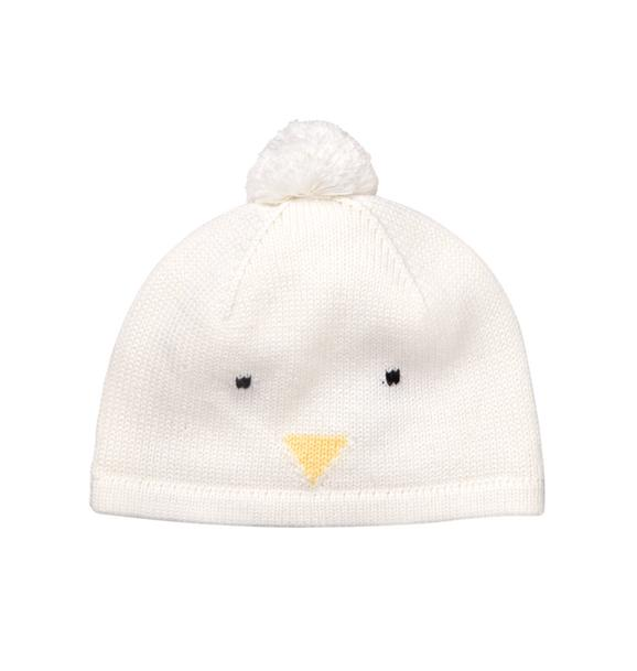 Bird Sweater Beanie