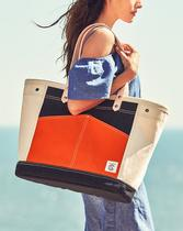 Chic Shop Colorblock Tote