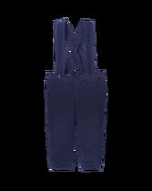 Corduroy Suspender Pant