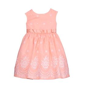 Bloom Border Dress