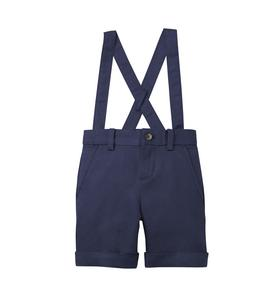 Suspender Short