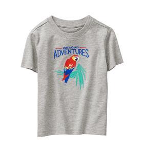 Adventures Parrot Tee