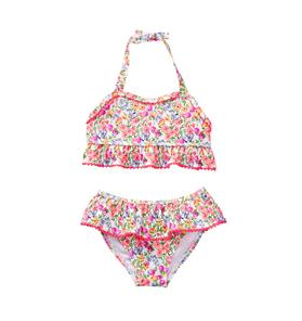 Ditsy Floral 2-Piece Swimsuit