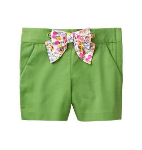 Floral Bow Short