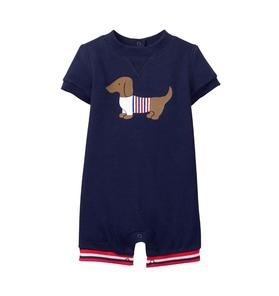 Dachshund Knit 1-Piece