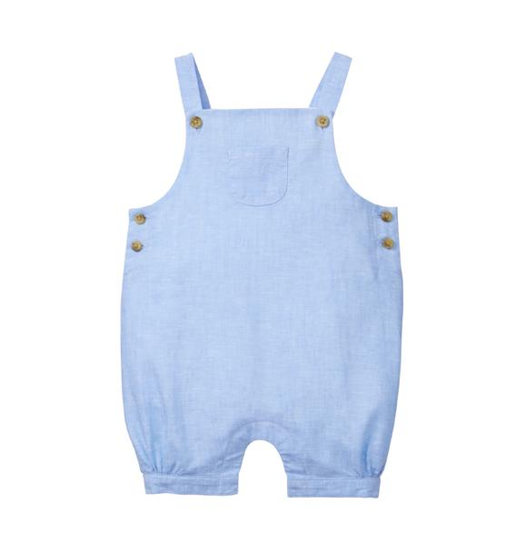 Linen Overall