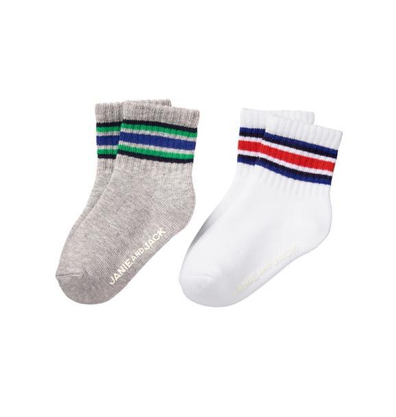 Striped Sock 2-Pack