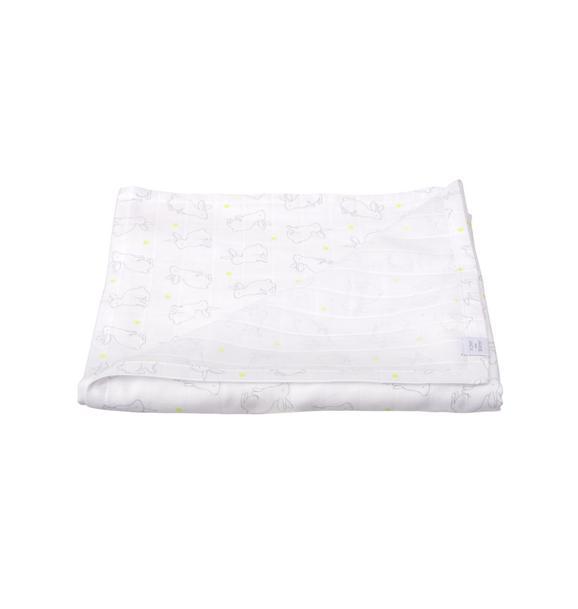 Bunny Swaddle Blanket