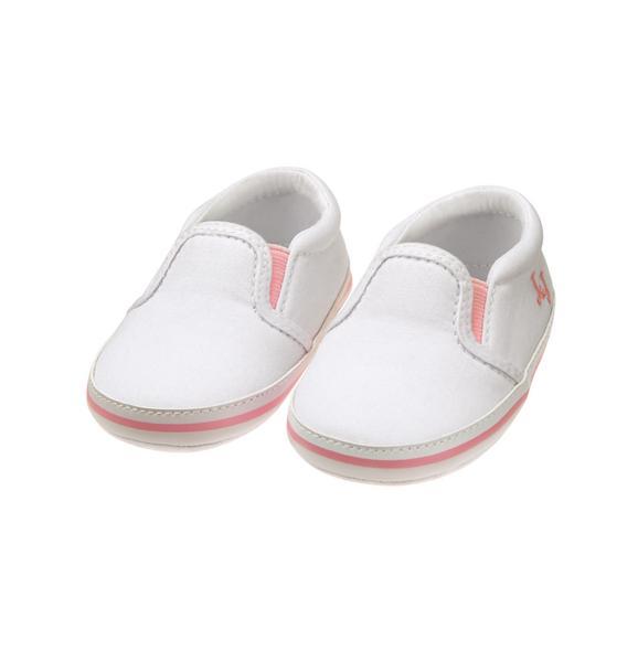 Slip-On Crib Shoe