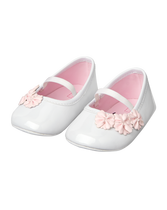 Flower Crib Shoe