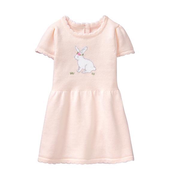 Bunny Sweater Dress