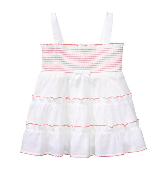 Smocked Tiered Top