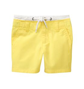 Canvas Short