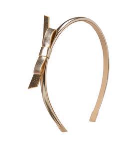 Metallic Bow Headband
