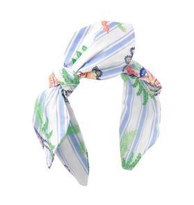 Paisley Bow Headband