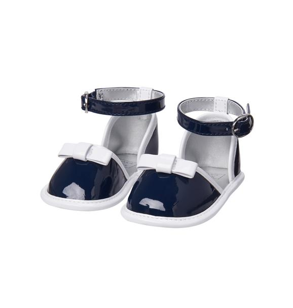 Patent Crib Shoe