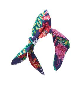 Tropical Bow Headband
